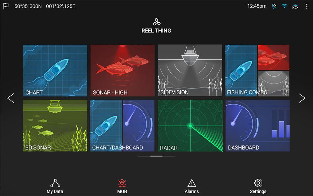 New LightHouse 3 OS   Raymarine by FLIR