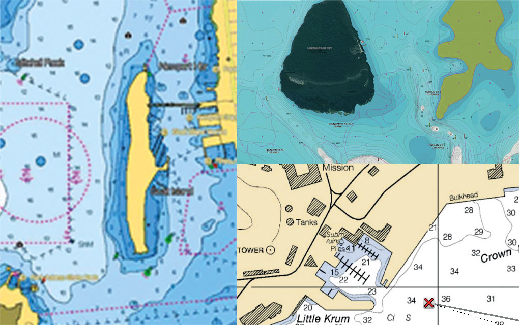 Supports the best charts | Raymarine by FLIR