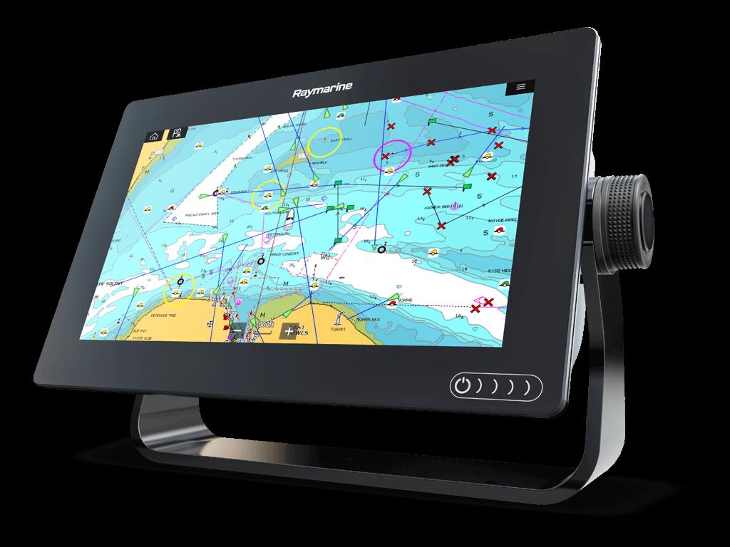 NEW Axiom Multifunction Display   Raymarine by FLIR