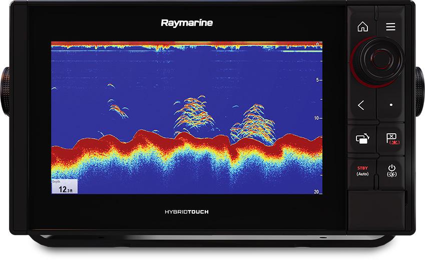 Axiom Pro 9 - Single Channel Sonar | Raymarine by FLIR