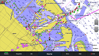The Best of Garmin with the Best of Navionics